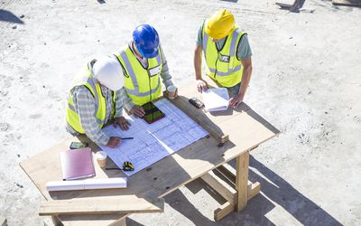 bidding on commercial construction projects
