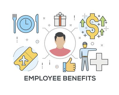 Employee Pay and Benefits Taxed