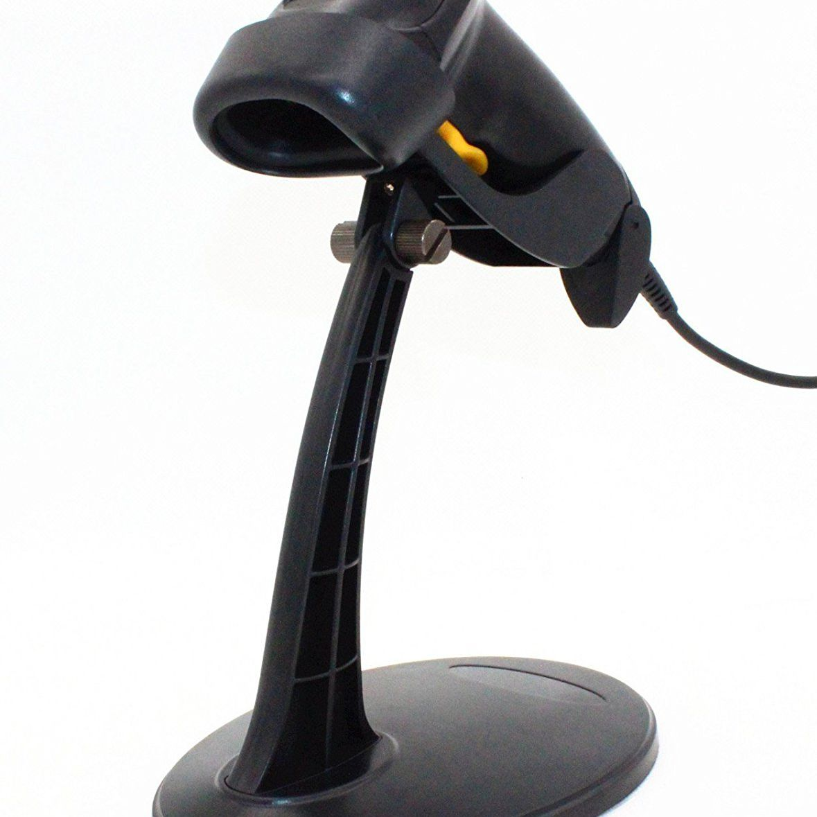 USB Automatic Barcode Scanner Scanning