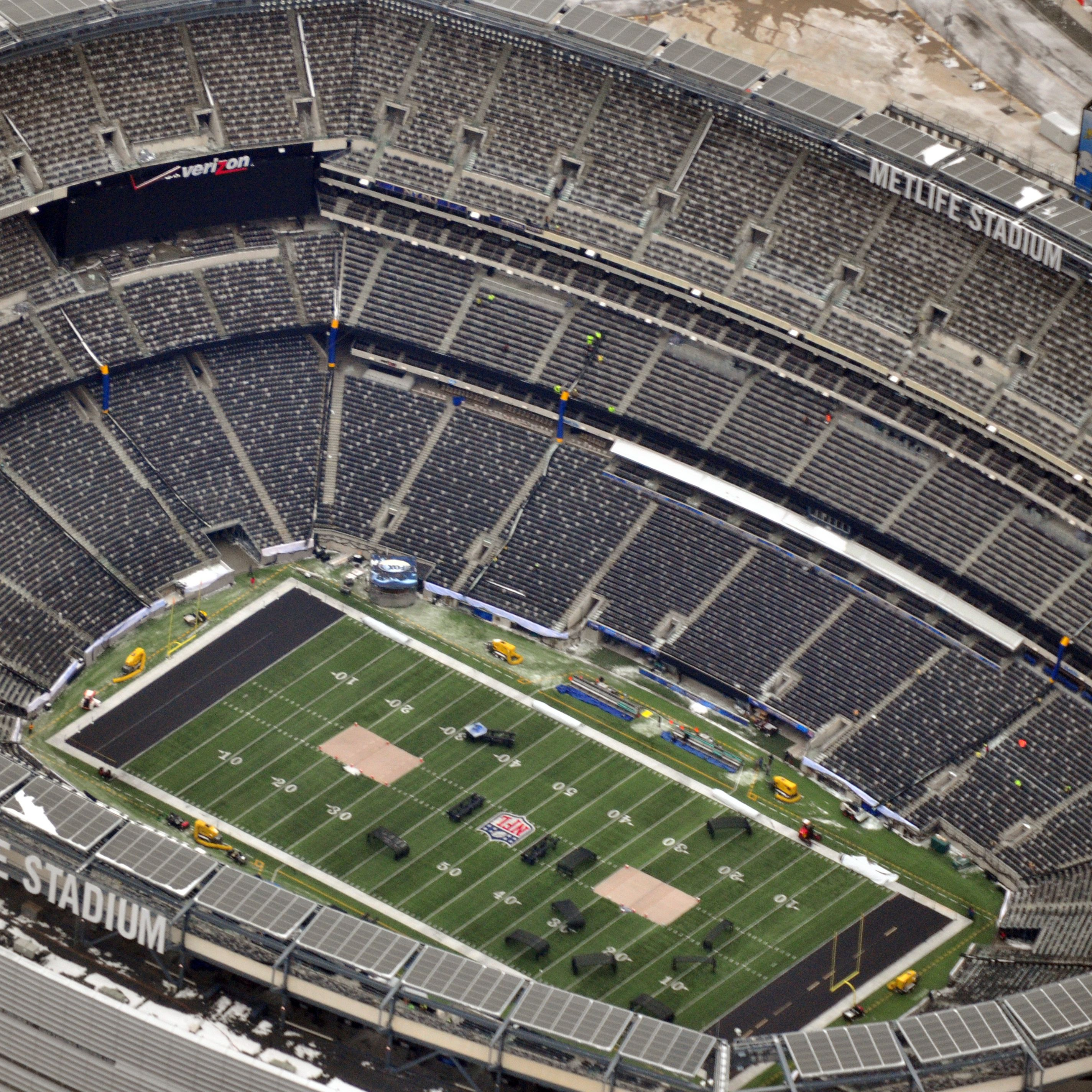 Metlife Stadium Amazing Construction Facts And Techniques