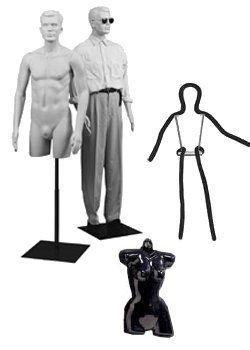 Body Forms and Mannequins