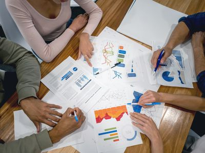 Business statistic documents