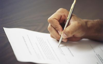 Sample Freelance Writing Contract, Letter of Agreement