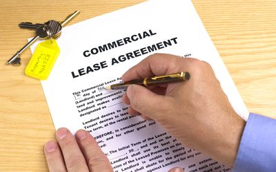 before signing a commercial real estate lease