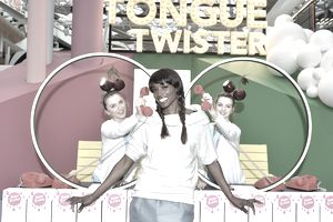 Westfield Hosts Tongue Twister Food Experience