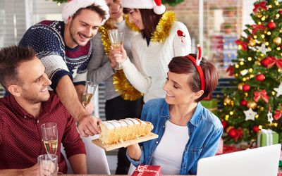 here are some fun company christmas party ideas for a successful event