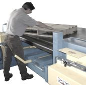 pallet recycling equipment,pallet disassembly,pallet dismantling,pallet stripper