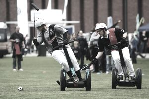 Funky-Move Turtles Lohmar v X-Turtles Lohmar - Segway Polo Friendly Match