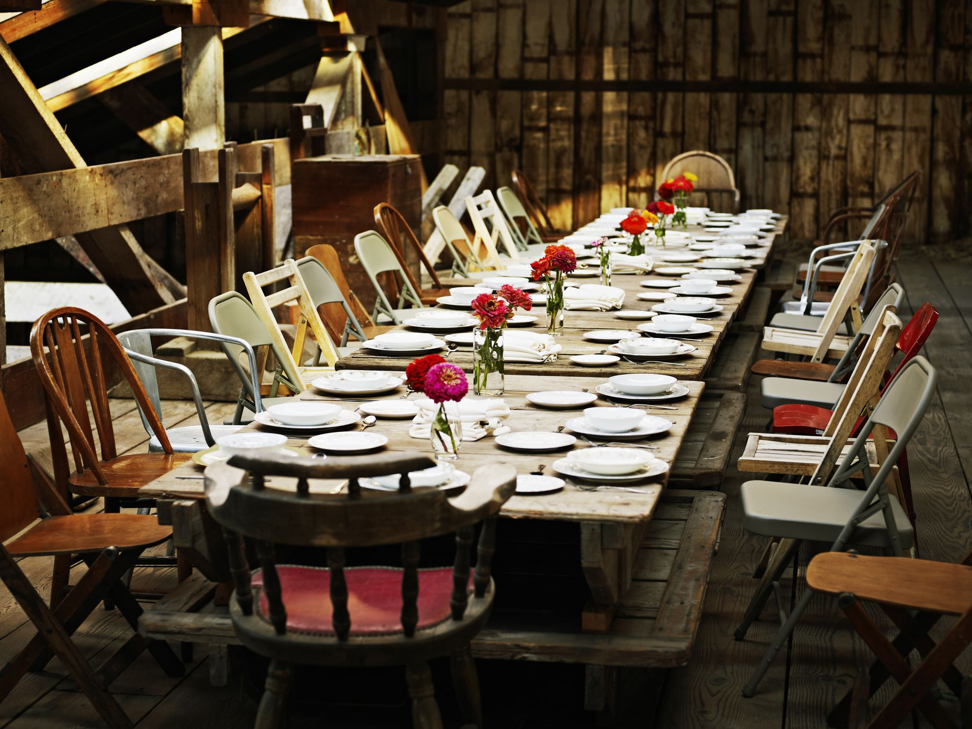 The Complete Guide To Banquet Tables