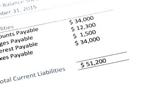 Accrued Liabilities Explained
