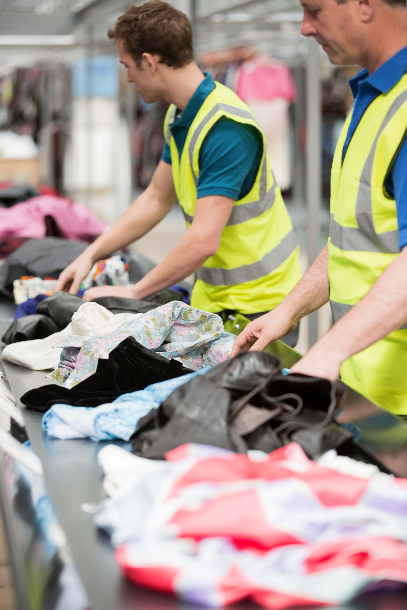 The Basics of Textile Recycling