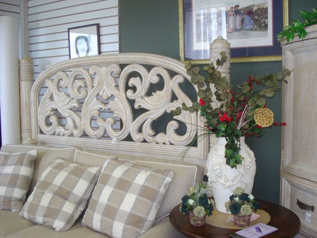 The Purple Ribbon Thrift Store, Hickory, NC - Bedroom Setting