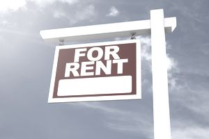 Real Estate Sign For Rent