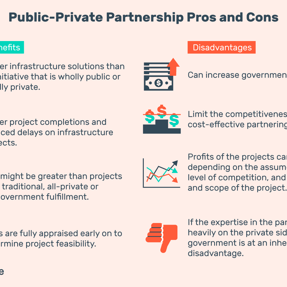 Public-Private Partnership Pros and Cons