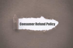 Consumer Refund Policy