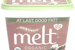 Rich & Creamy Melt® Organic is a line of luscious, all-natural buttery spreads for butter lovers seeking a healthier alternative.