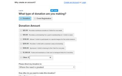 Make your nonprofit donor pages work convert more donors with these donation page tips altavistaventures Gallery