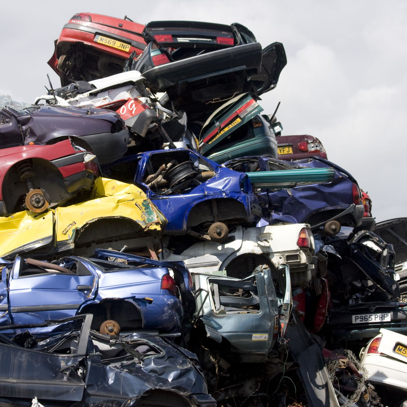Auto Recycling Recent Trends, Statistics, Opportunities, and