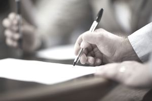 New employee signs a restrictive covenant