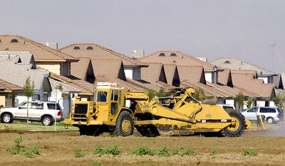 Earth-Moving Heavy Equipment for Construction