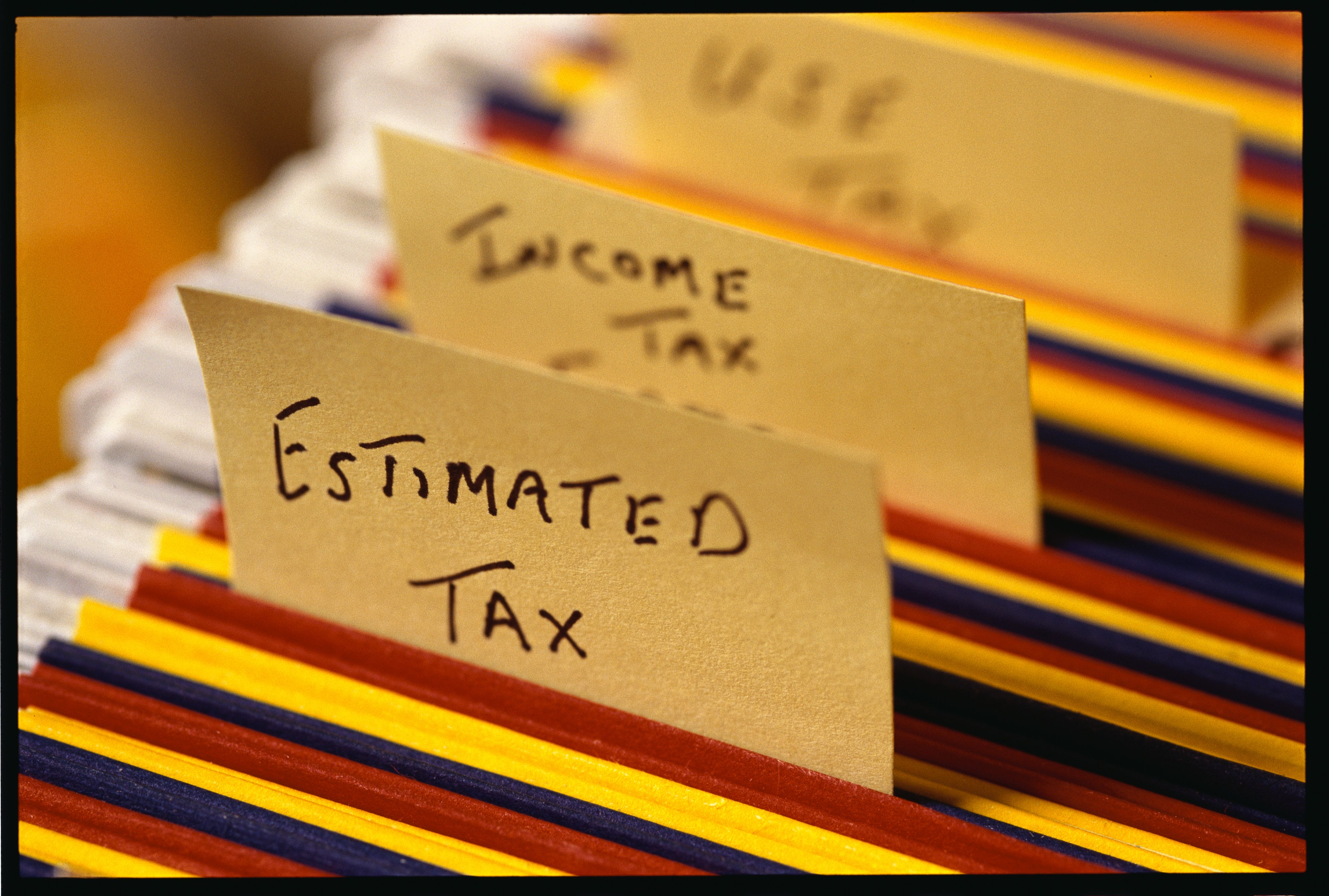 Paying Estimated Taxes On Business Income