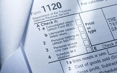 Business Tax Information on Your Personal Tax Return