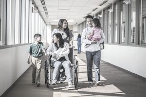 New Tax Credit for Family Leave Benefits