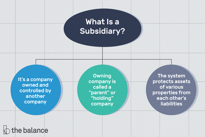 Subsidiary Company What Is It