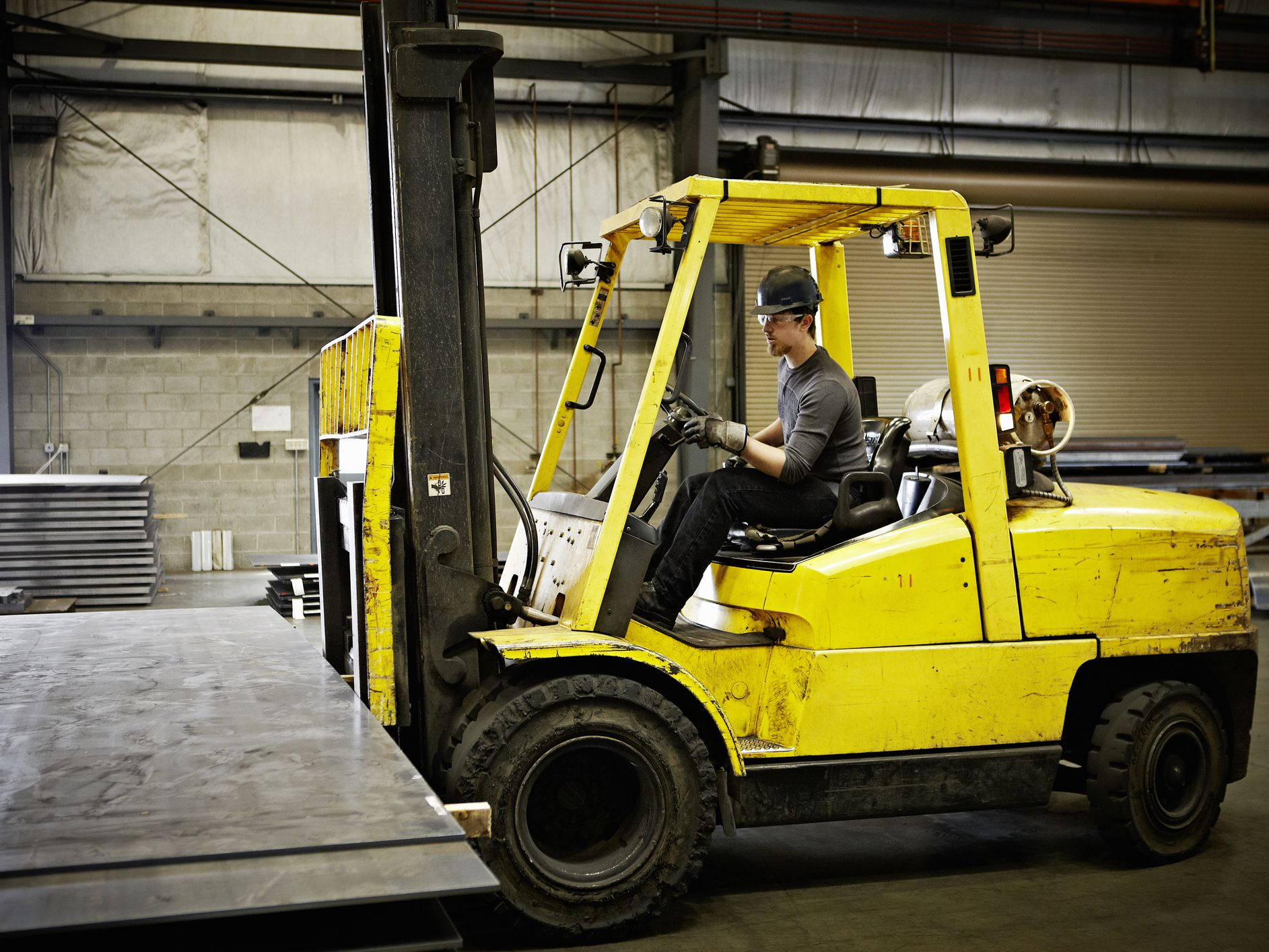 7 Classes of Forklift Trucks: A Breakdown