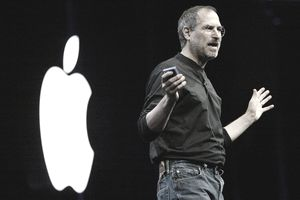 Apple CEO Steve Jobs Delivers Keynote At Worldwide Developers Conference