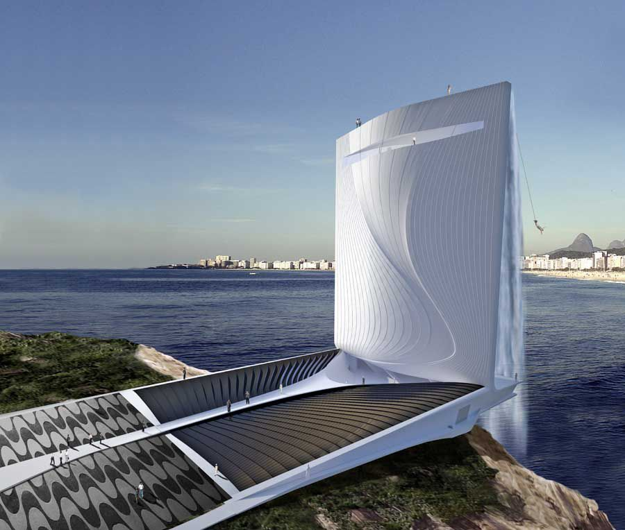 Solar City Tower - Brazil 2016 Olympic Games