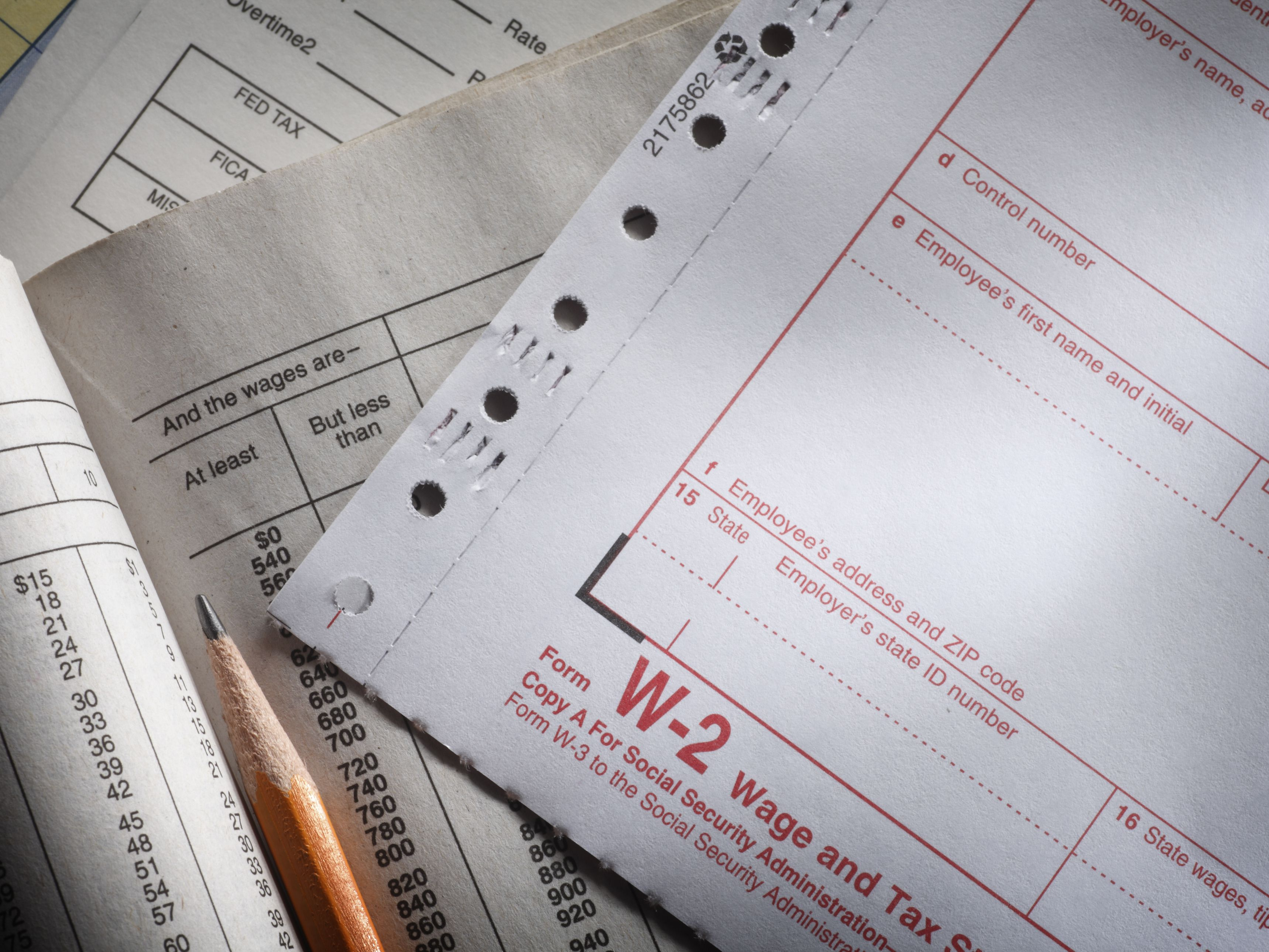w2 form due date  Basic Facts About the W-12 Form