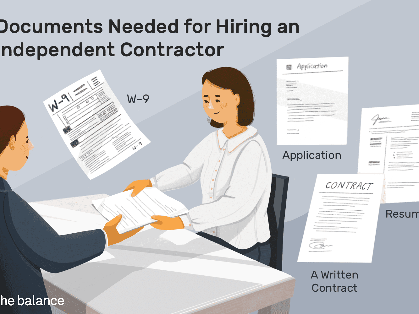 3 Documents You Need When Hiring a Contract Worker