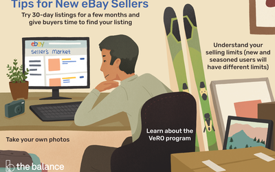 10 Important Tips For New Ebay Sellers