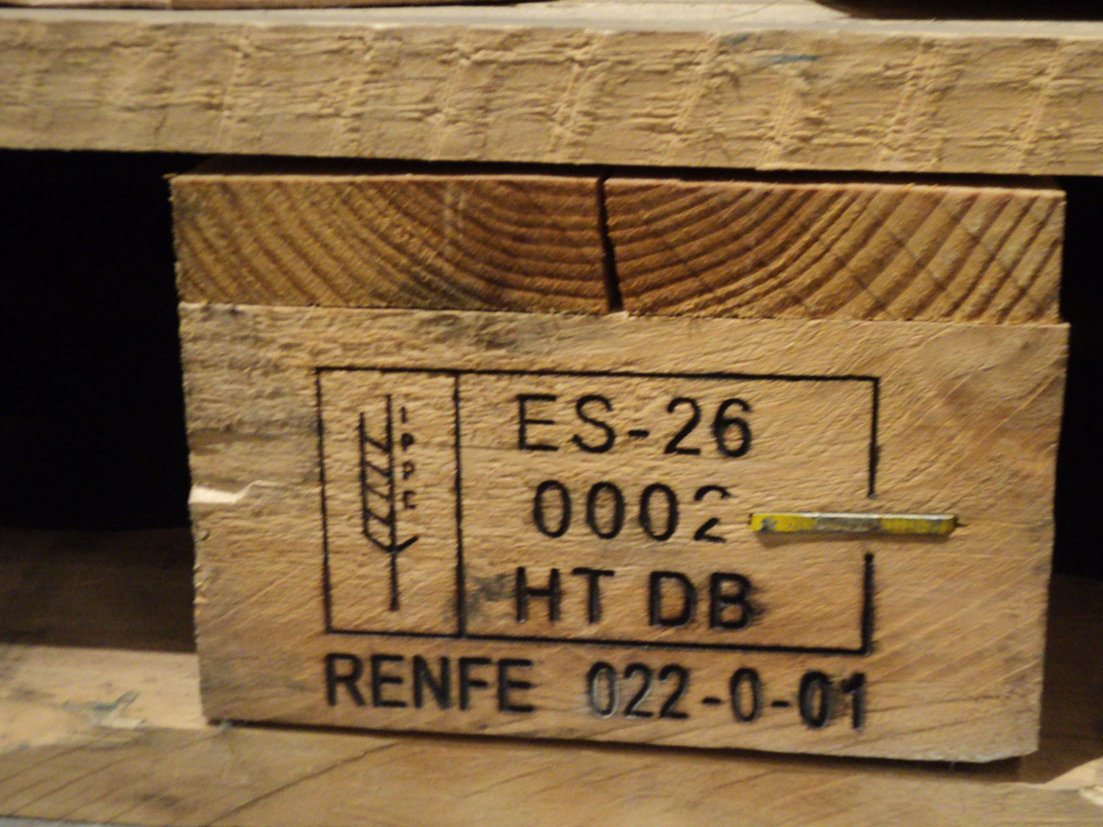 ISPM-15 Requirements for Wood Pallets and Packaging