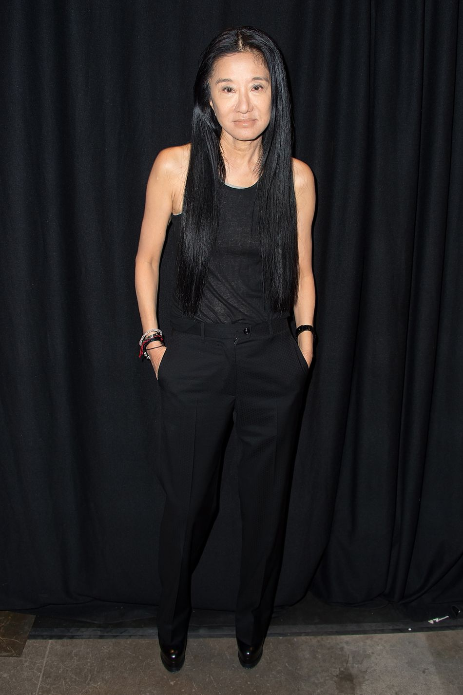 Vera Wang doesn't think her designs are iconic