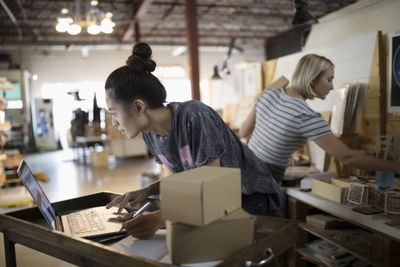 different types of small scale retailers