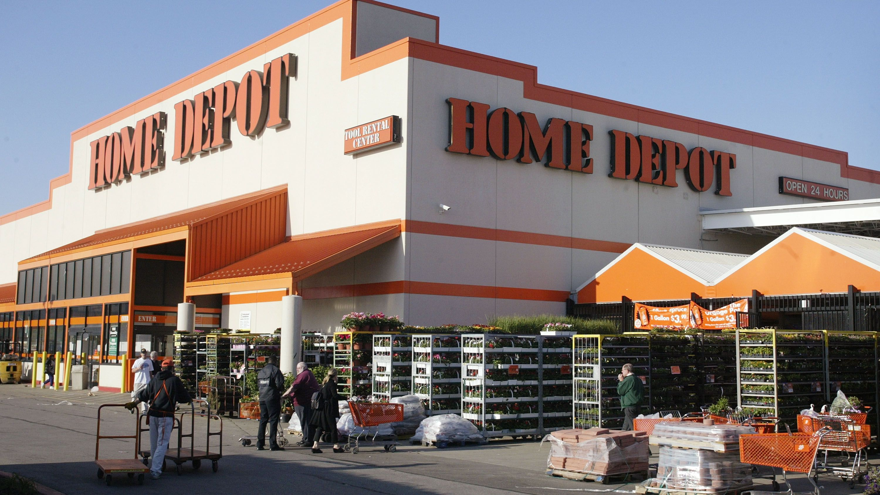 Fun Facts History And Trivia And About Home Depot