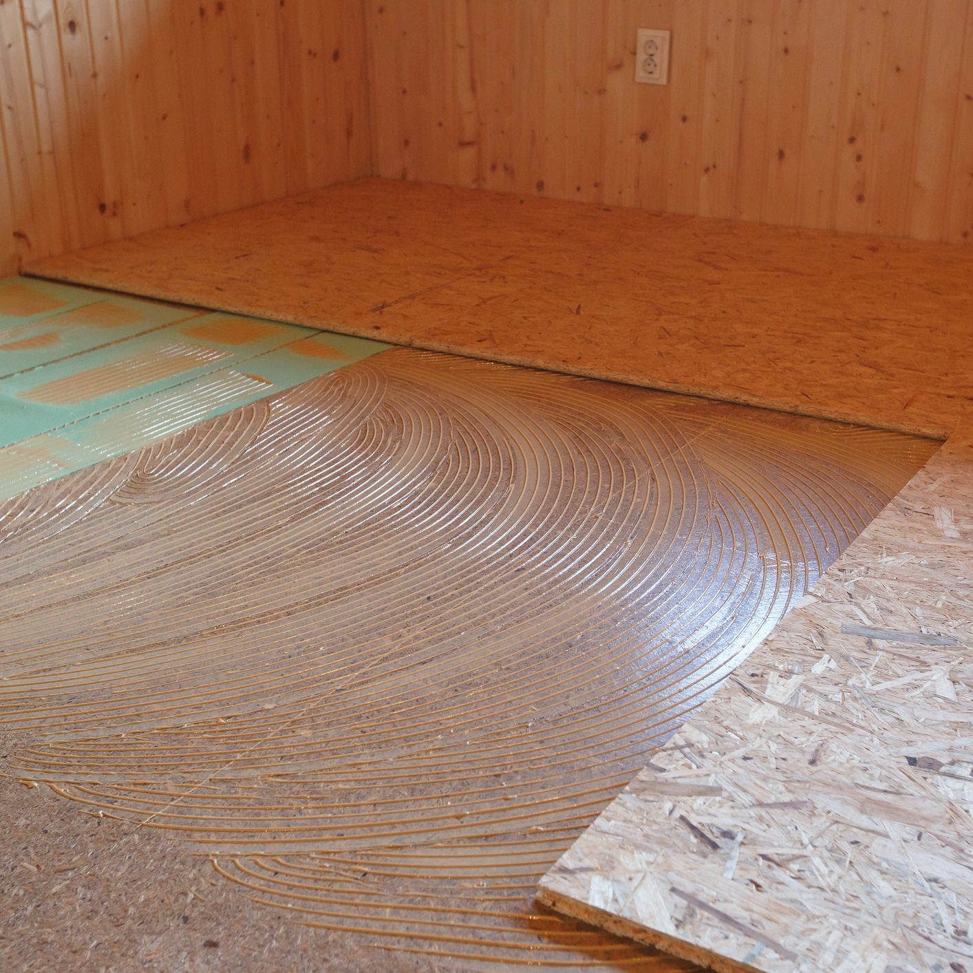 Subfloor Materials In Construction