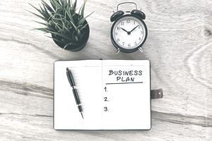 Business Plan on Note Pad