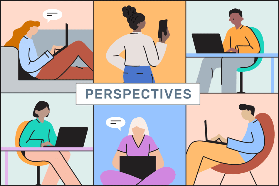 Pandemic Perspectives Logo