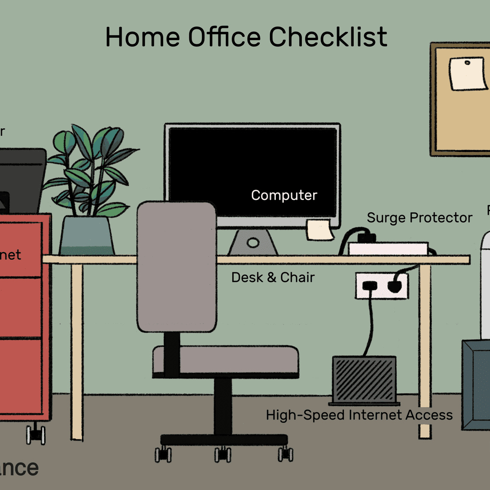 Difference Between Office Home And Personal