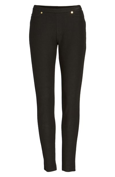 4667790fa96ac Best for Petite Sizes: Michael Kors Stretch Twill Leggings