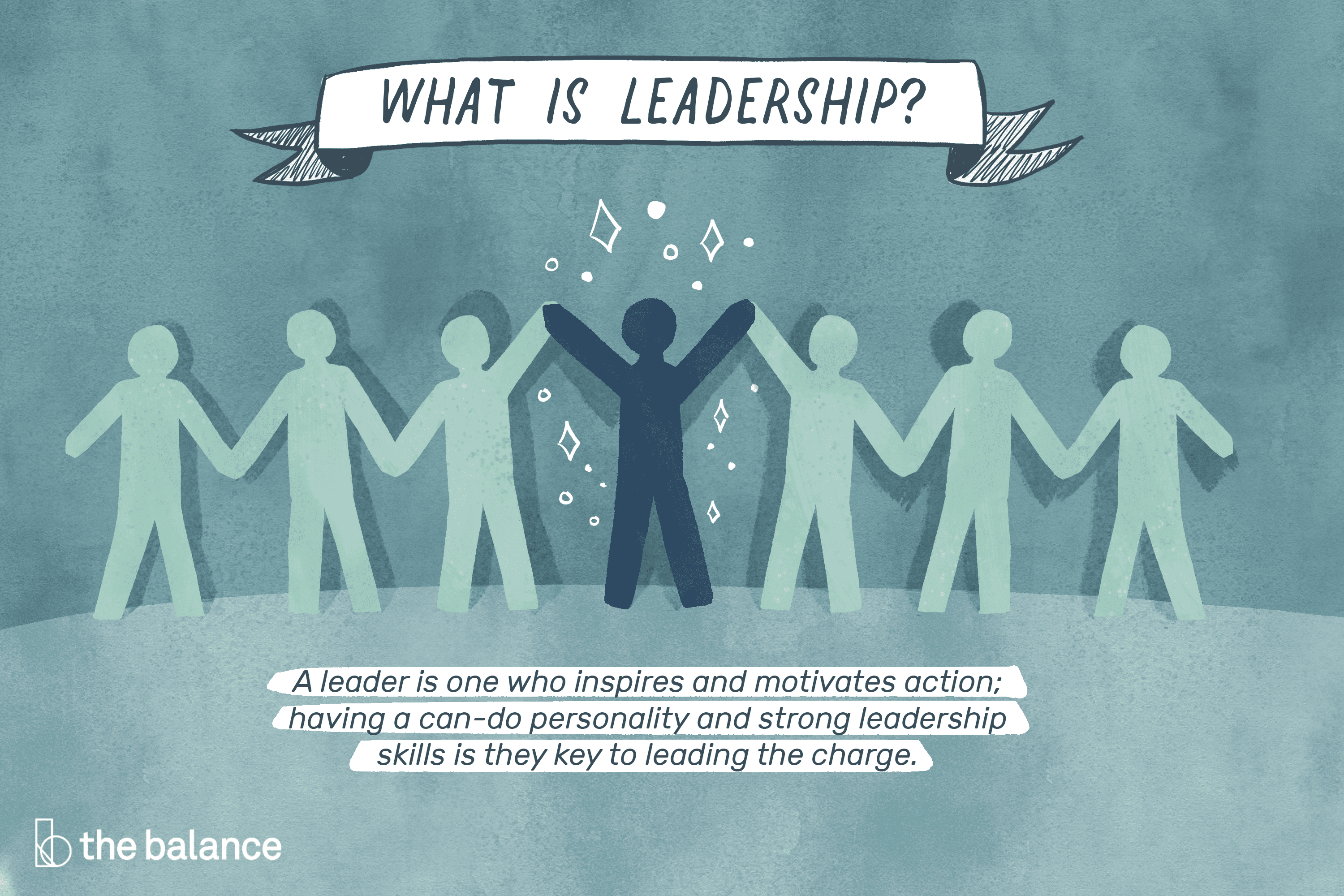 Leadership Definition (What's a Good Leader?)