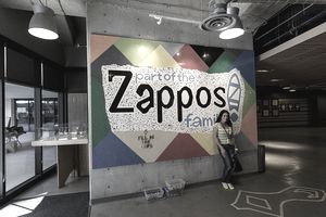Zappos corporate headquarters - Las Vegas