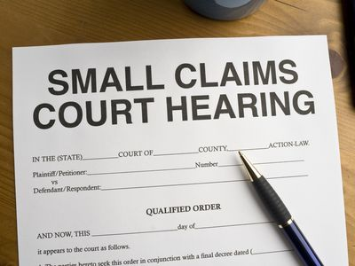 Collections Agency vs. Small Claims Court