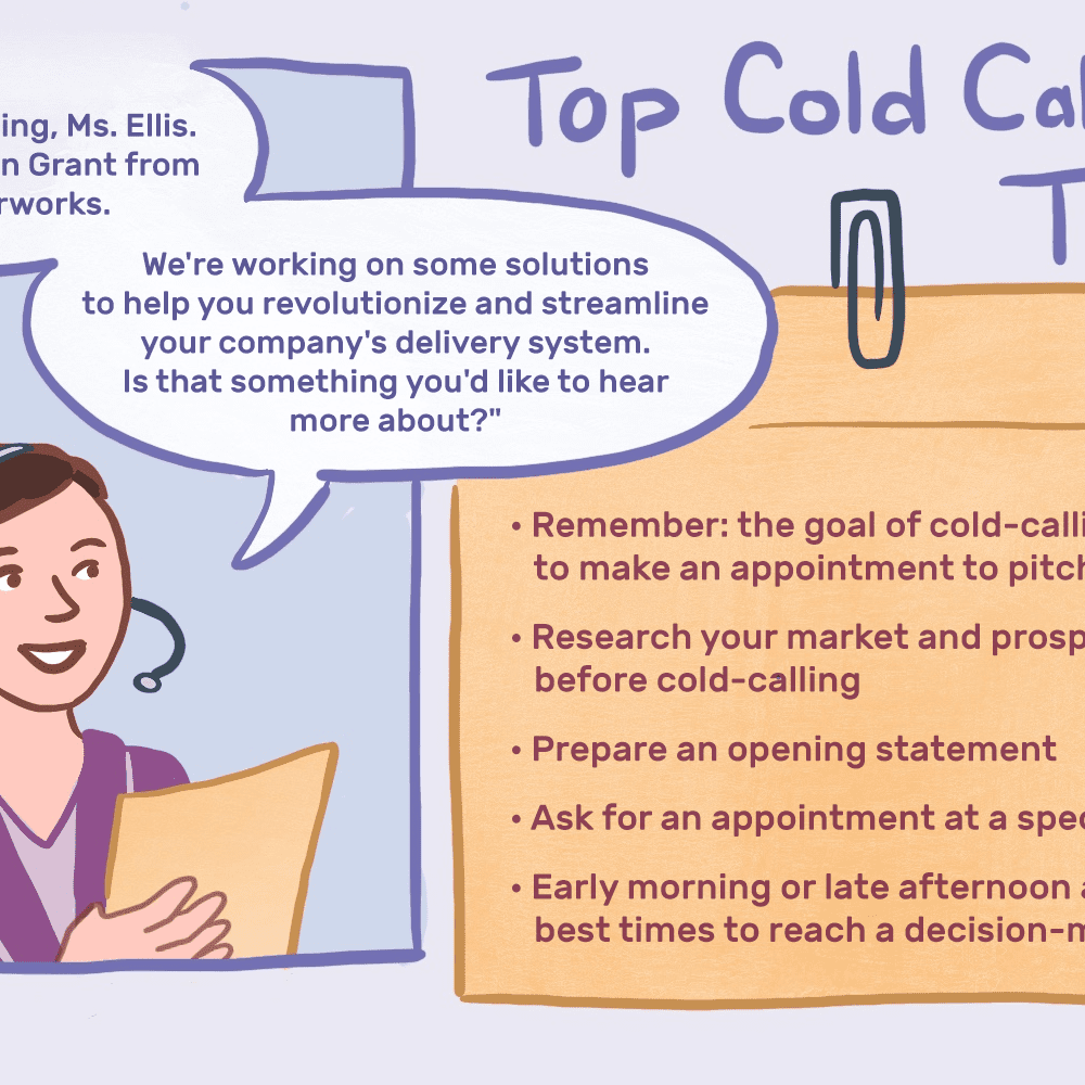 Cold Calling Tips - How to Cold Call