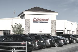 A Costco Store in Mount Laural