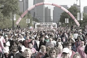 Y-ME Breast Cancer Race to Empower