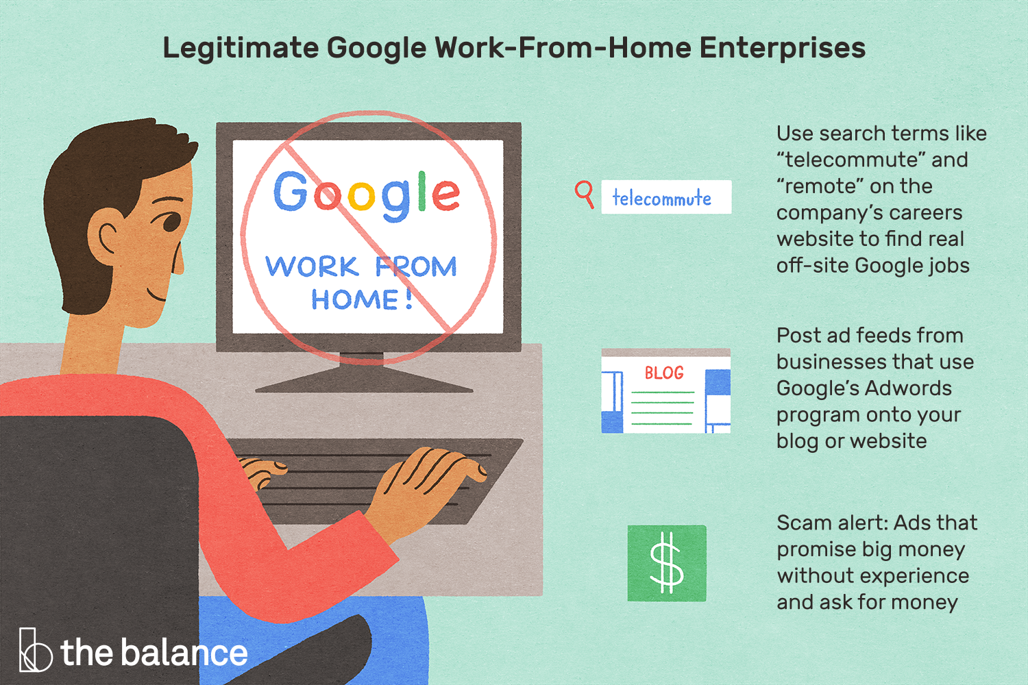 Are There Legitimate Google Work From Home Jobs